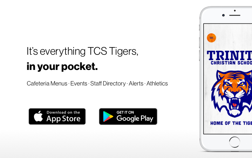 TCS Tigers' New App